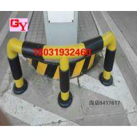 加油站 弧形防撞柱警示柱 广源