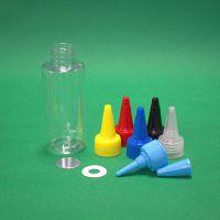 现货100ml塑料瓶 PET瓶子 透明瓶