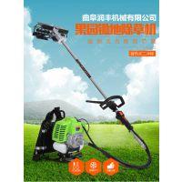 优质手持式除草机 背负式旋耕除草机 润丰机械