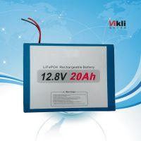 一体化太阳能路灯12V锂电池组 20AH大容量锂电池