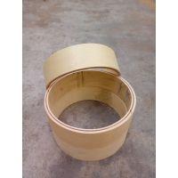 广东龙魁厂家批发弯曲木钟表壳,木质弯曲木挂件