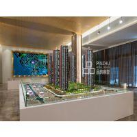 深圳市品筑模型新锦安壹号公馆1:90专业团队沙盘建筑房地打造国内公司