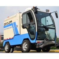 全封闭驾驶式清扫车 工业电动扫地机 车间工厂道路清扫机 电动扫路车
