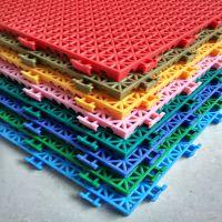 广州时宽羽毛球拼装地胶,足球场专用拼装地板,篮球场弹性地胶