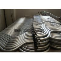 Punching Aluminum Bend Tube(45 or 90 degree and LR or SR )