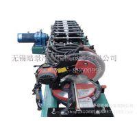 厂家供应 全自动轻钢龙骨型材设备 冷弯型钢机械 辊压成型机组