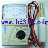涂料导电测试仪 /涂料电阻测试仪(油漆,涂料,有机溶剂,优势) 型号:S93/YF-510