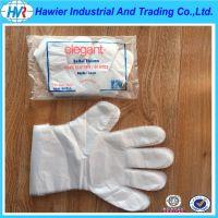 外贸出口pe透明一次性手套