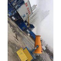 大同工地专用喷雾降尘设备多少钱一台 阳泉拆迁工地风送式喷雾机厂家
