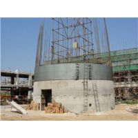 石楼烟囱新建价格合理 砖砌锅炉烟囱专业施工队
