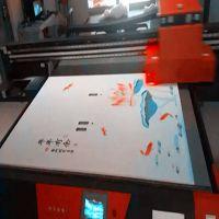 家庭致富好项目3d打印机 多功能uv平板喷绘机万能打印机设备厂家