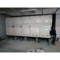 模压玻璃钢水箱、玻璃钢水箱、中威水箱