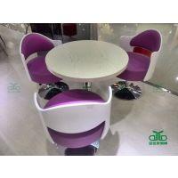 运达来实木餐椅定做 家用舒适转椅 物美价廉 厂家直销