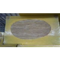 岩棉板适用于容器、烘箱和管道及工业设备的保温、绝热