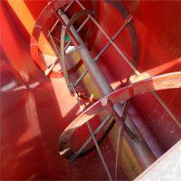 养殖万能饲料搅拌机现货热销 卧式螺带混合多功能搅拌机