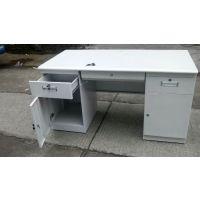 信通家具厂家供应办公办公桌电脑桌1.2/1.4米简约现代钢制办公桌电脑桌