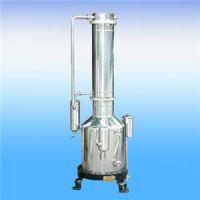 中西供应不锈钢塔式重蒸馏水器 型号:DD-TS-ZZ-100库号:M327402