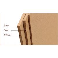 供应水松木板_950*640mm软木板_高密度精致颗粒