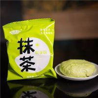 歆之坊 抹茶玫瑰鲜花饼 云南特产 50克*6枚 零食茶点