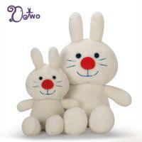 珍珠绒 欧儿玩具 小兔子 创意 抓机 毛绒 公仔 七寸八寸 抓机娃娃批发 正版 有版权