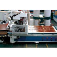 定制衣柜橱柜生产线 数控开料机 板式家具开料机