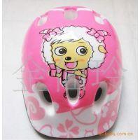 儿童火焰头盔 彩色头盔 多色可选 溜冰鞋护套 护头装备 量大更优