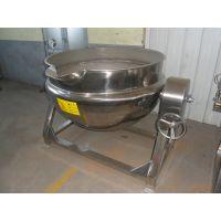 供应宜福达不锈钢可倾式夹层锅 夹层锅厂家