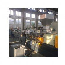 PVC及木塑热切造粒生产线