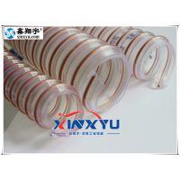 海德堡印刷机耐高压通风软管,聚氨脂PU软管深圳厂家直销