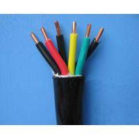 供应绿宝牌PVC绝缘PVC护套钢带铠装圆形控制电缆