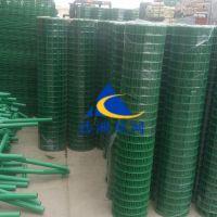 供应隔离养殖浸塑荷兰网|浩洲波浪型焊接荷兰网|圈山防护散养鸡围栏