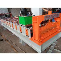 840型钢材机械加工设备 压瓦机报价厂家