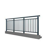 广东省东莞市专业生产铝合金栏杆 铝合金阳台护栏