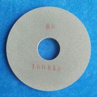 厂家供应 海绵陶瓷砂轮 抛光不锈钢、铝合金平行砂轮