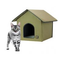 唯米2016热销 发热猫屋 宠物房子 保暖防寒 外贸新品