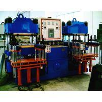 鑫城一鸣供应HS-200吨3层开模平板硫化机 全自动开模顶出硫化机