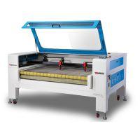 光博士激光厂家供应服装面料 皮革布料激光镂空切割机
