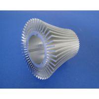 供应LED灯外壳 洗墙灯外壳 优质散热器铝型材