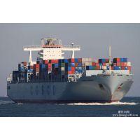 天津到上海专线集装箱海运