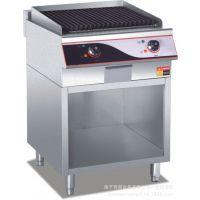 HZ-705立式火山石烤炉 组合式电烤炉 烤炉 立式烤炉