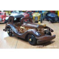 供应汽车模型、仿真车模、木制老爷车、 Q120