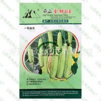 奇山金棚白玉黄瓜种子 中早熟高产优质水果型黄瓜种子 5克