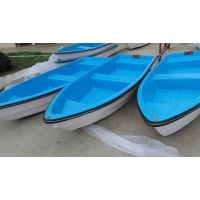 玻璃钢手划船 玻璃钢农用船生产厂家