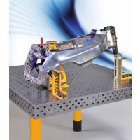 制作-三维柔性焊接平台 提供-柔性组合焊接工装方案