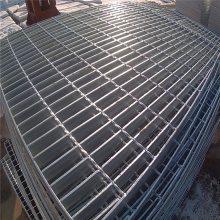 排水沟盖板 防滑踏步板 平台格栅