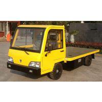 供应泰州电动货车双排4人座,3吨2吨环保厂内运送物料电动车,电动平板货车
