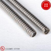 浩斯超强拉力P3型P4型金属软管 单扣双扣不锈钢软管 交期快
