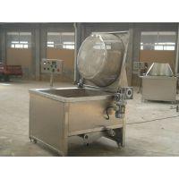 厂家直销豆泡油炸锅 好的油炸锅价格 艾斯科油炸锅专业生产厂家