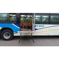 供应客车旅游车用液压电动轮椅升降机WL-UVL