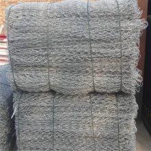 热镀锌六角网 pvc六角网 雷诺护垫网